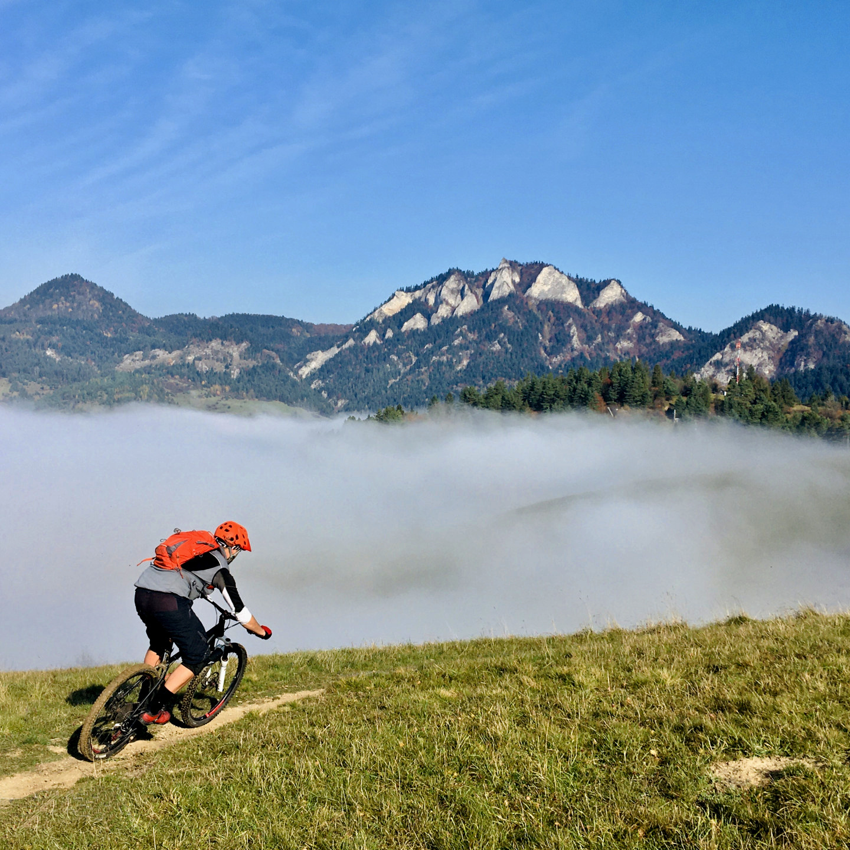 horské traily