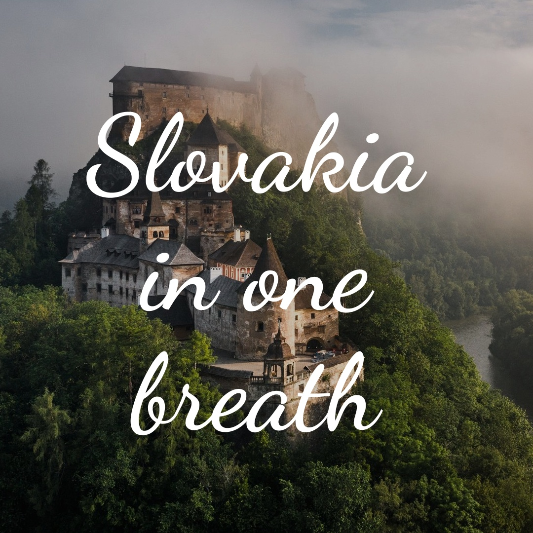 Slovakia in one breath