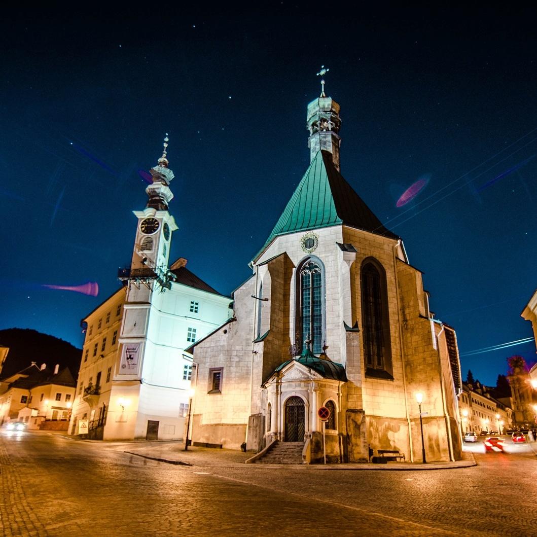 Banská Štiavnica history mining city